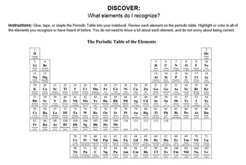 Middle School Chemistry - Physical Properties and States o