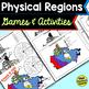 Physical Regions of Canada BUNDLE