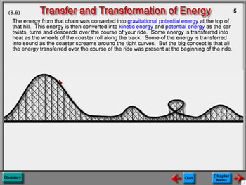 Physical Science Chapter 8: Energy Concepts