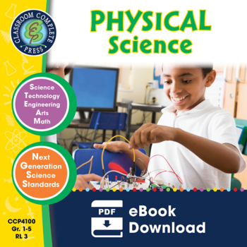 Hands-On - Physical Science Gr. 1-5