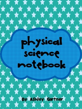 Physical Science Interactive Notebook
