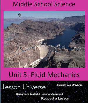 Unit 5: Physical Science Mini Unit: Fluid Mechanics