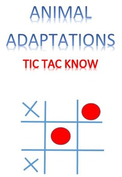 Physical and Chemical Changes Tic Tac Know