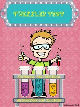 Physical and Chemical Lab - Middle School - Twizzler Test