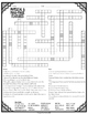 Physical and Manmade Features Crossword