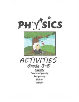 Physics - Gravity (grades 3-6)