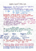 Physics Interactive Notebook Notes: Electrical Current, Ci