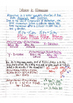 Physics Interactive Notebook Notes: Momentum and Collision