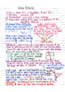 Physics Interactive Notebook Notes: Wave Reflection, Refra