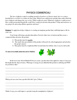 Physics commercial