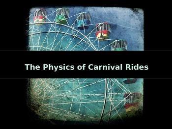 Physics of Carnival Rides (Circular Motion)