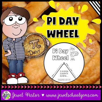 Pi Day Craft Activities