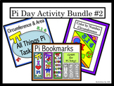 Pi Day Activity Bundle #2