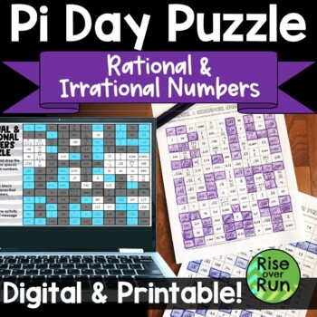 Pi Day: Rational and Irrational Numbers