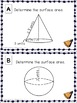 Pi Day Math Activity - Three-Dimensional Measurement