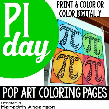 https://www.teacherspayteachers.com/Product/Pi-Day-Pop-Art-2427816