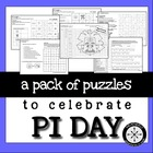Pi Day Activities - Puzzles