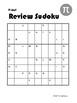 Pi Day Review Sudoku!