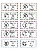 Pi Day Stickers