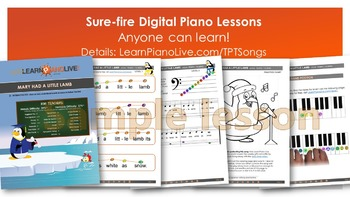 Piano Lesson: Danny Boy sheet music, play-along track, and