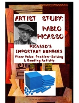 Picasso's Important Numbers:  A Common Core  ELA and Place
