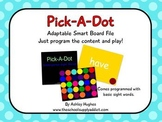 FREE Pick-A-Dot {Smart Board File}