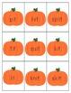 Fall Theme Pick A Rhyming Word Game