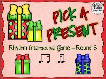 Pick a Present - Round 8 (Tim-Ka and Ka-Tim)