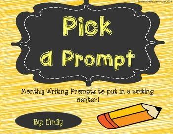 Pick a Prompt