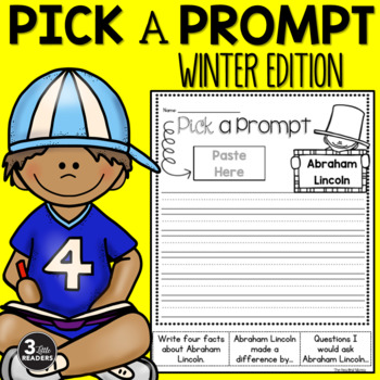 Pick a Prompt {Winter Edition}
