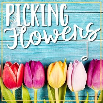 Picking Flowers {half note}
