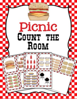 Picnic Count the Room