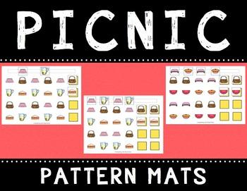 Picnic Pattern Mats