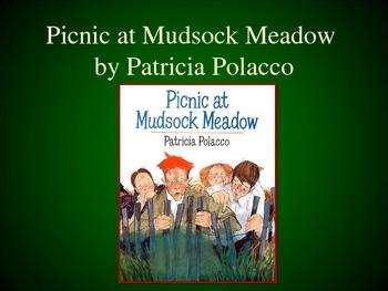 Picnic at Mudsock Meadow, Text Talk, Collaborative Conversations