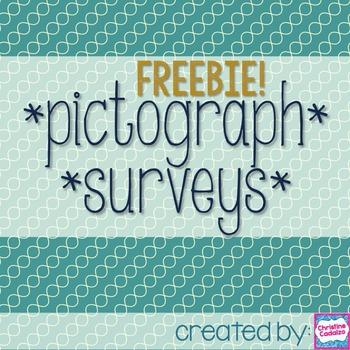 Pictograph Survey FREEBIE