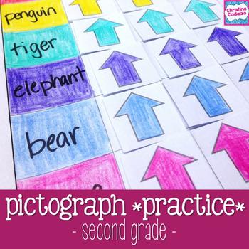 Pictograph Practice - Second Grade