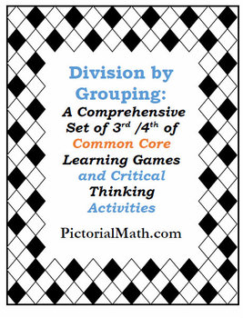 A New Model for Division by Grouping: Games and Activities