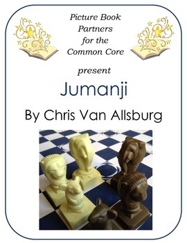 Picture Books for the Common Core:  Chris Van Allsburg Pack