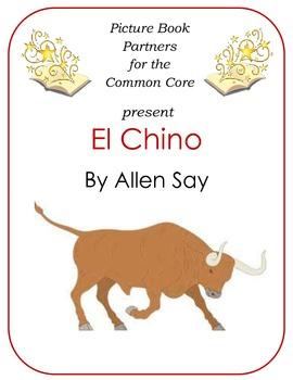 Picture Books for the Common Core:  El Chino