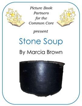 Picture Books for the Common Core:  Stone Soup