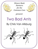 Picture Books for the Common Core:  Two Bad Ants