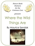 Picture Books for the Common Core:  Where the Wild Things Are