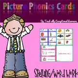 Picture Cards to Teach Phonics