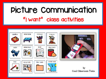 Communication in class - Autism/Special Education