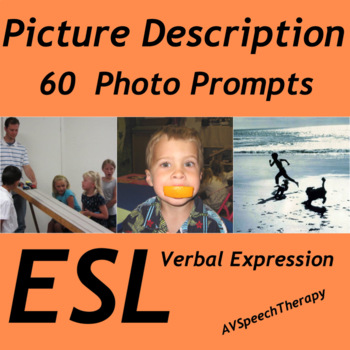 Picture Description - 50 Photo Prompts
