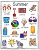 Picture Dictionary for Writing Center
