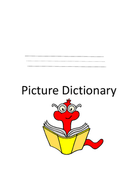 Picture Dictionary for Language Learners