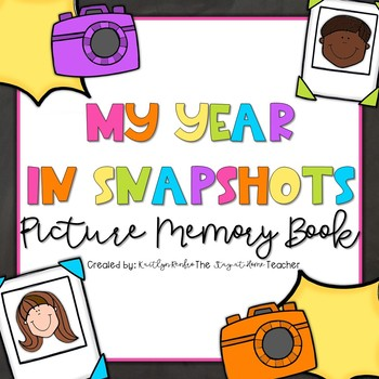 Picture Memory Book