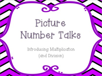 PICTURE NUMBER TALKS -- POWER POINT ONLY