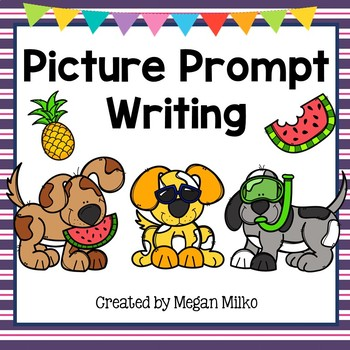 Picture Prompt Writing